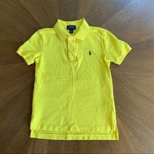 Polo Ralph Lauren Boys polo shirt sz 6